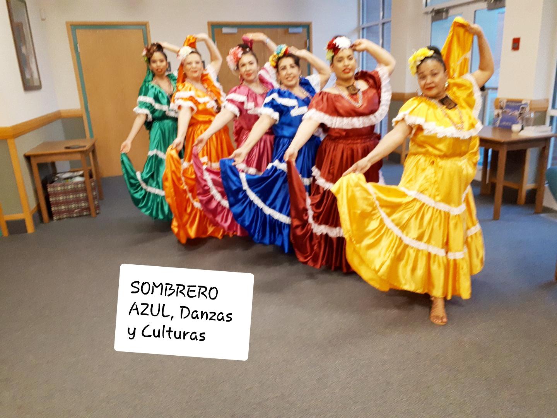 Sombrero Azul, Danzas y Culturas - Sunday 2:25 PM