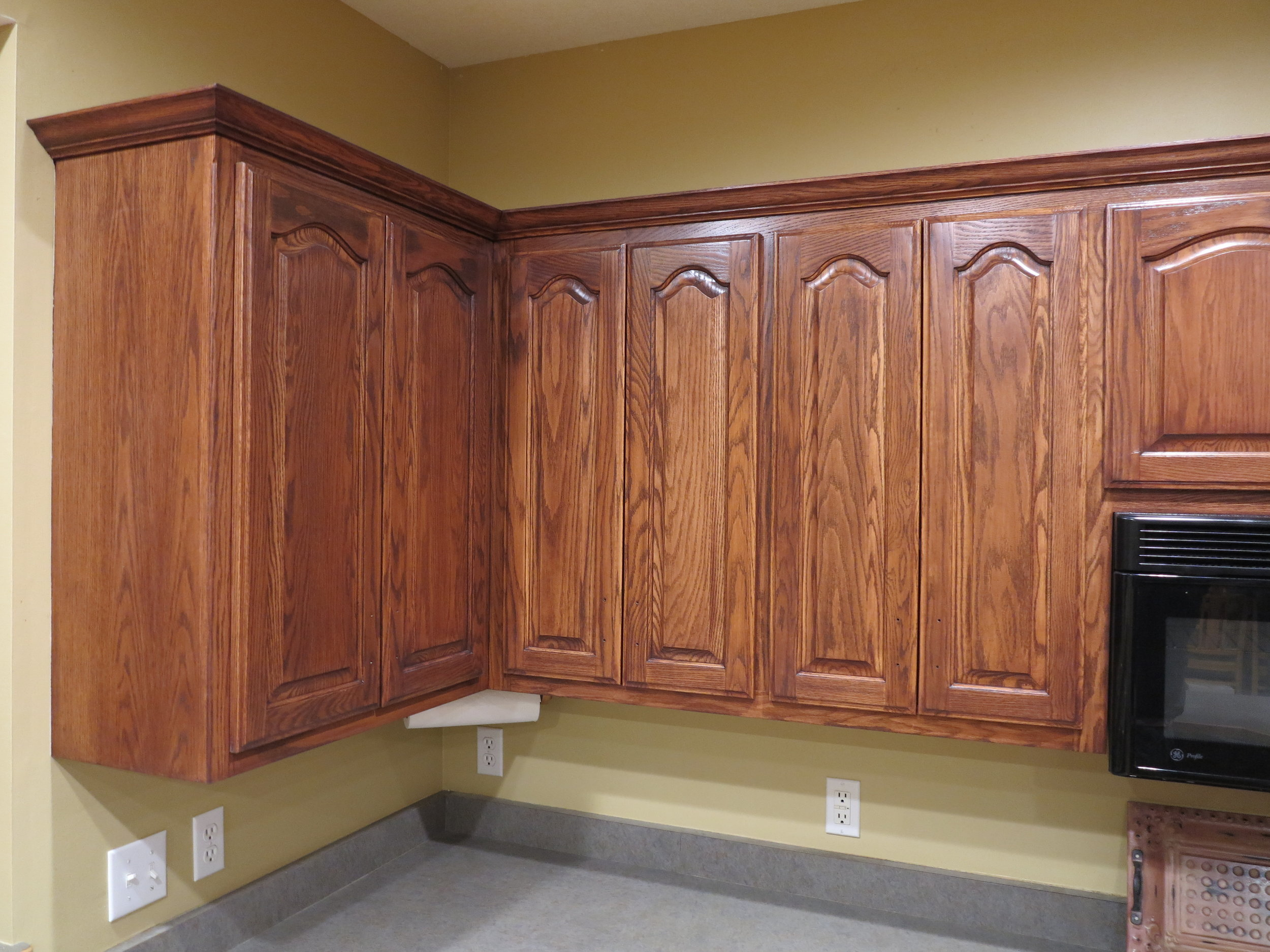 Cabinet Refinishing St. Paul