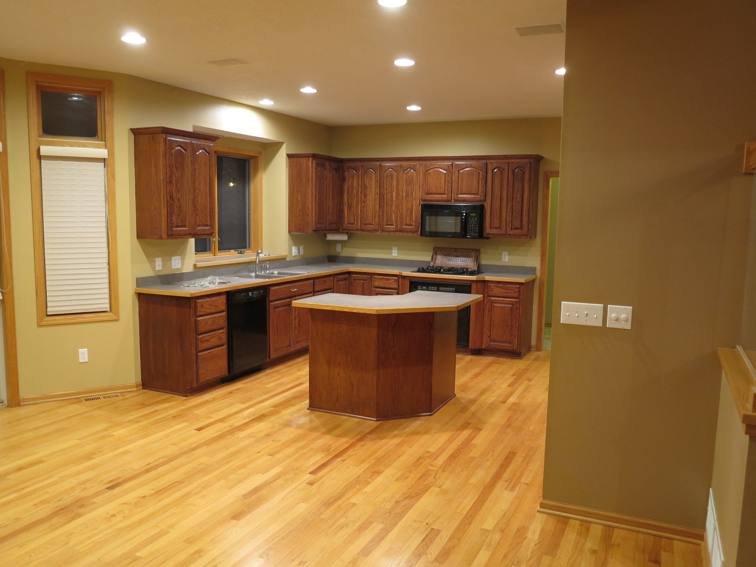 Kitchen Remodel Projects in St. Paul