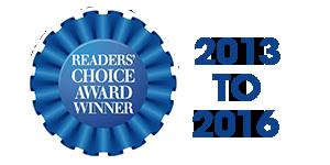 Reader's choice Awards