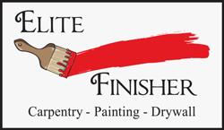 Elite Finisher Painting company