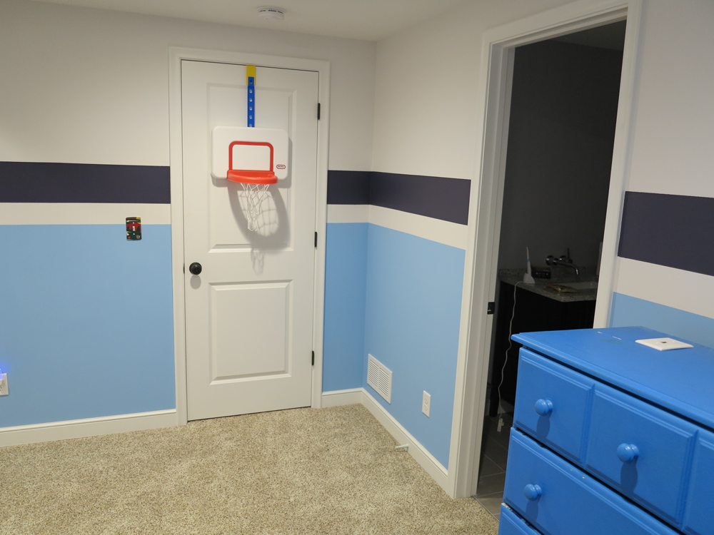 Interior Paint Job