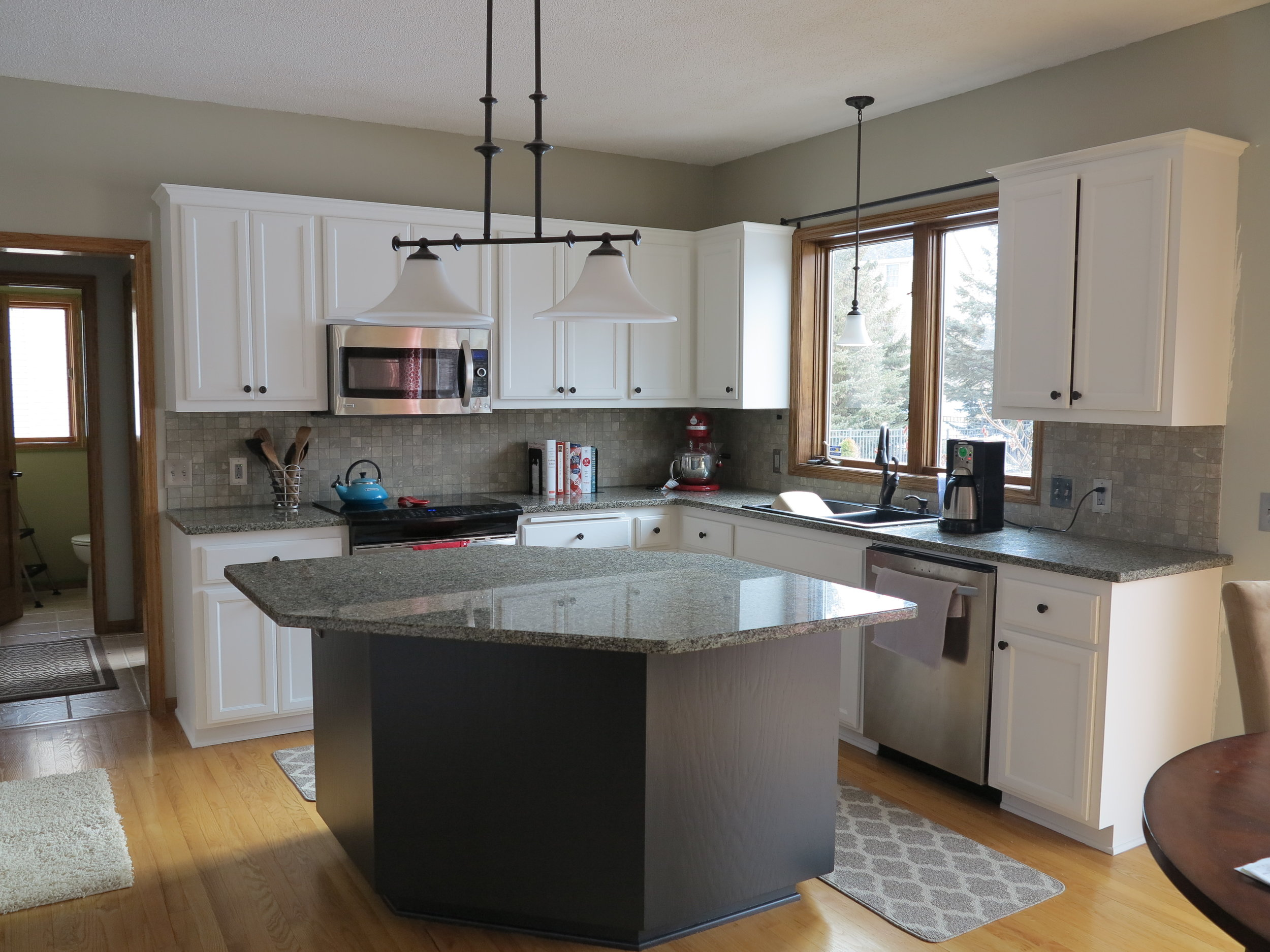 Paint Your Cabinets. Refresh Your Kitchen.