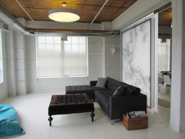 AMBIENT, designers' studio, Toronto