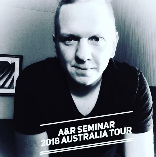 Matthew Rix Australia Event