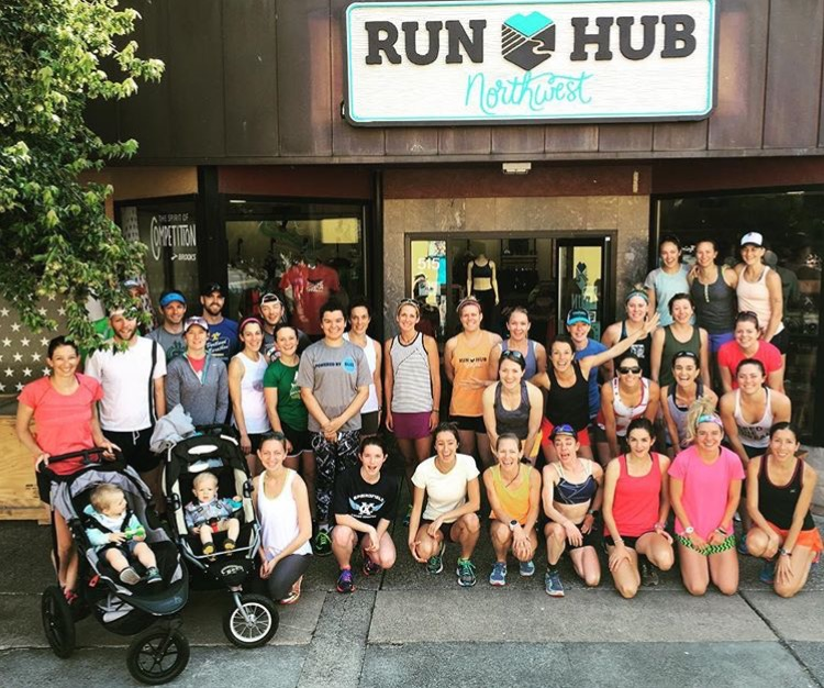 Photo courtesy of Run Hub Northwest.
