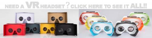 VR Headset Affiliate Banner