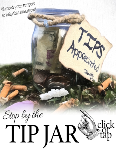 away tip jar banner