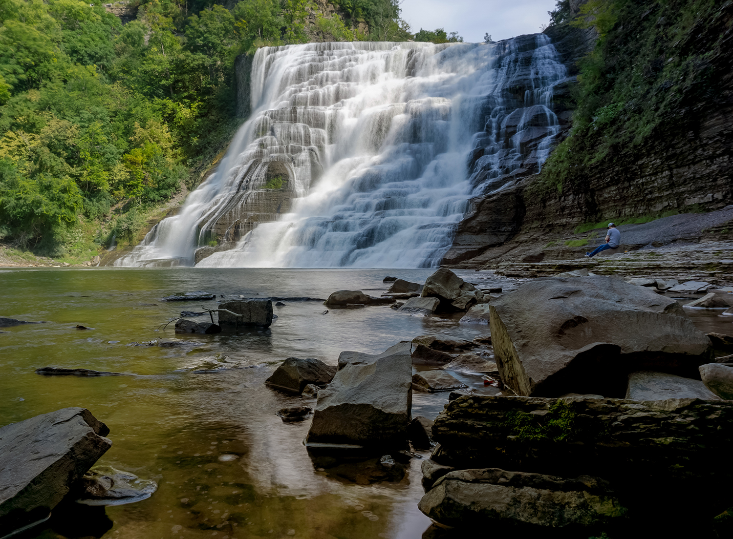 Chasing Waterfalls - The last minute backup vacation that created memories to last a lifetime …
