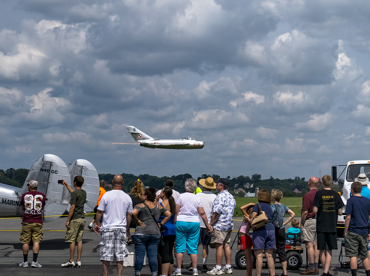 A Celebration of Flight - Get ready for high flying adventure at the Lancaster Airport Community Days August 24 & 25 in Lititz. Admission is FREE. Parking is $10 per vehicle.