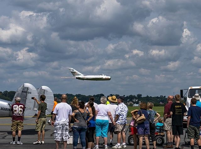 Lancaster Aviation Days is happening right now! I can't make it until tomorrow so I wanted to share some pics I've had stashed away from past years. If you're nearby hope you can make it out, it's a lot of fun! You can read more about in my Backyard Tourist Column in @lanccountymag at https://www.lancastercountymag.com/a-celebration-of-flight/ #lancasteraviationdays #lancasterairport #aviation #airshow #grandlancaster #lancastercounty #pennsylvania #uncoveringpa #visitpa #pennlive #discoverlancaster #alwayslancaster #lancastergram #iglanc #sonyalpha #sonyimages #fighterjet #history #WWII #worldwar2 #lancpa #lititz #lititzpa #uber #backyardtourist #wanderlust #travel