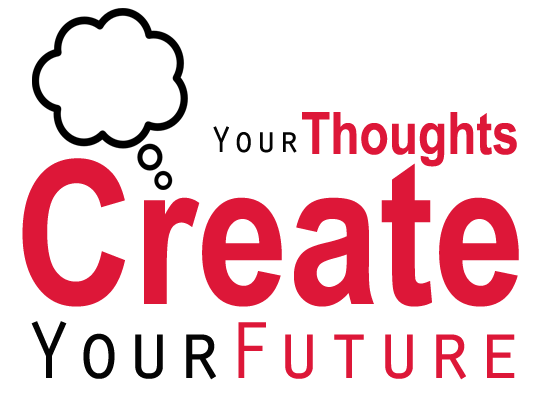 Your Thoughts Create Your Futre crop