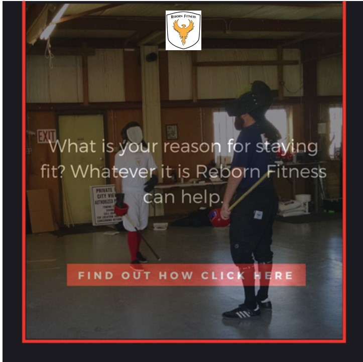 Reborn Fitness Motivation