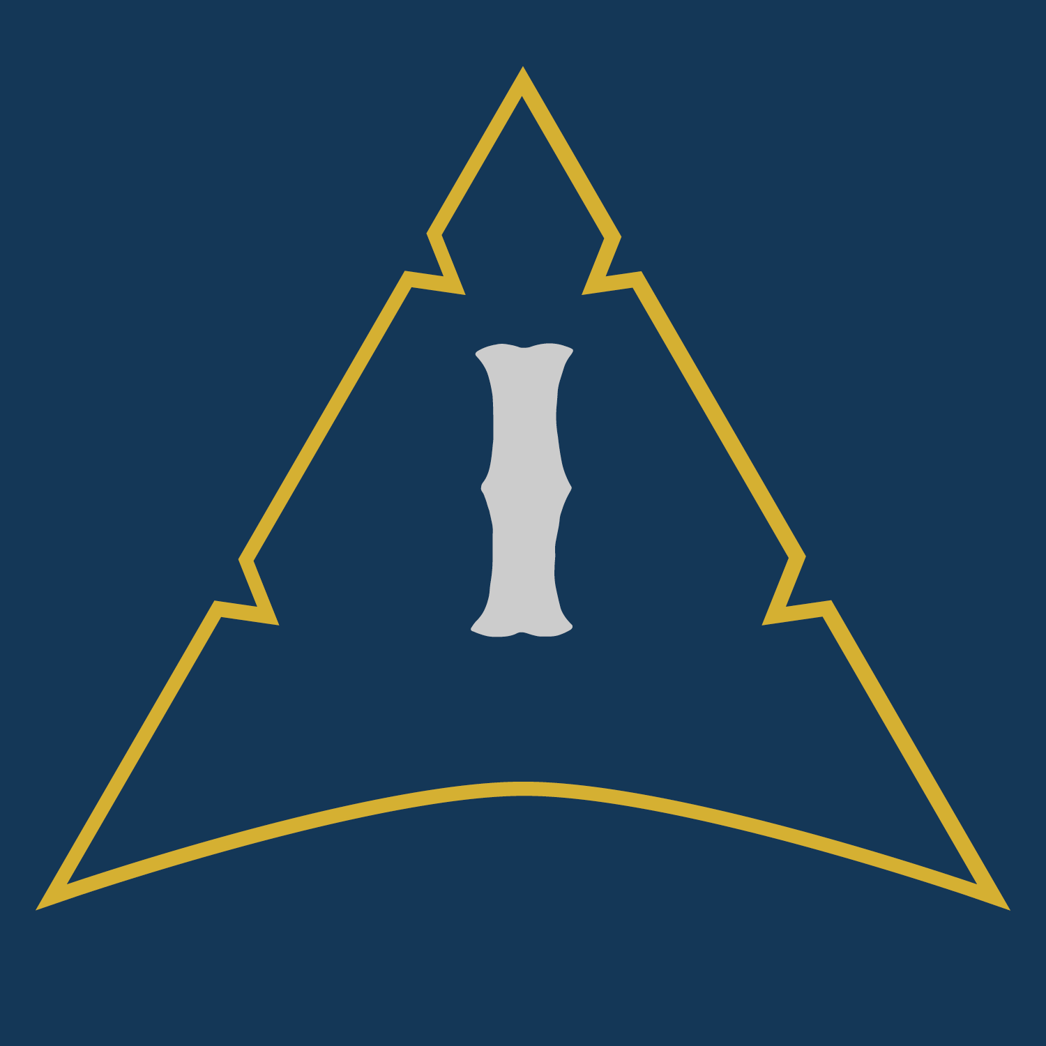Logo 1 -  Could be used on Caps, and shirts