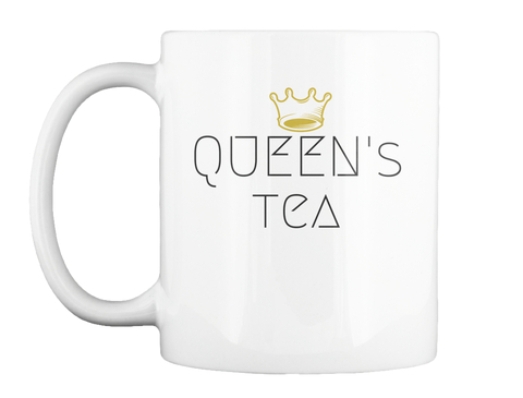 A Royal Cocktail - Women like you can drink from the royal cup.This one-of-a-kind mug is perfect for your morning coffee and tea.Whether at home or in the office, let everyone know that you always REIGN.