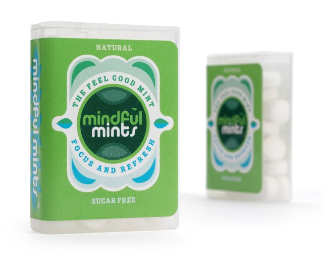 Mindful Mints | Brand Identity + Packaging