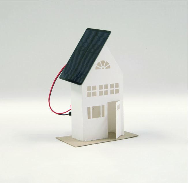 Solar House Template Design