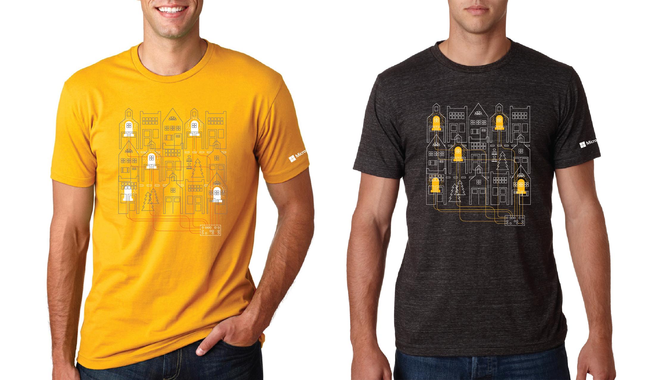 Hacking STEM t-shirt