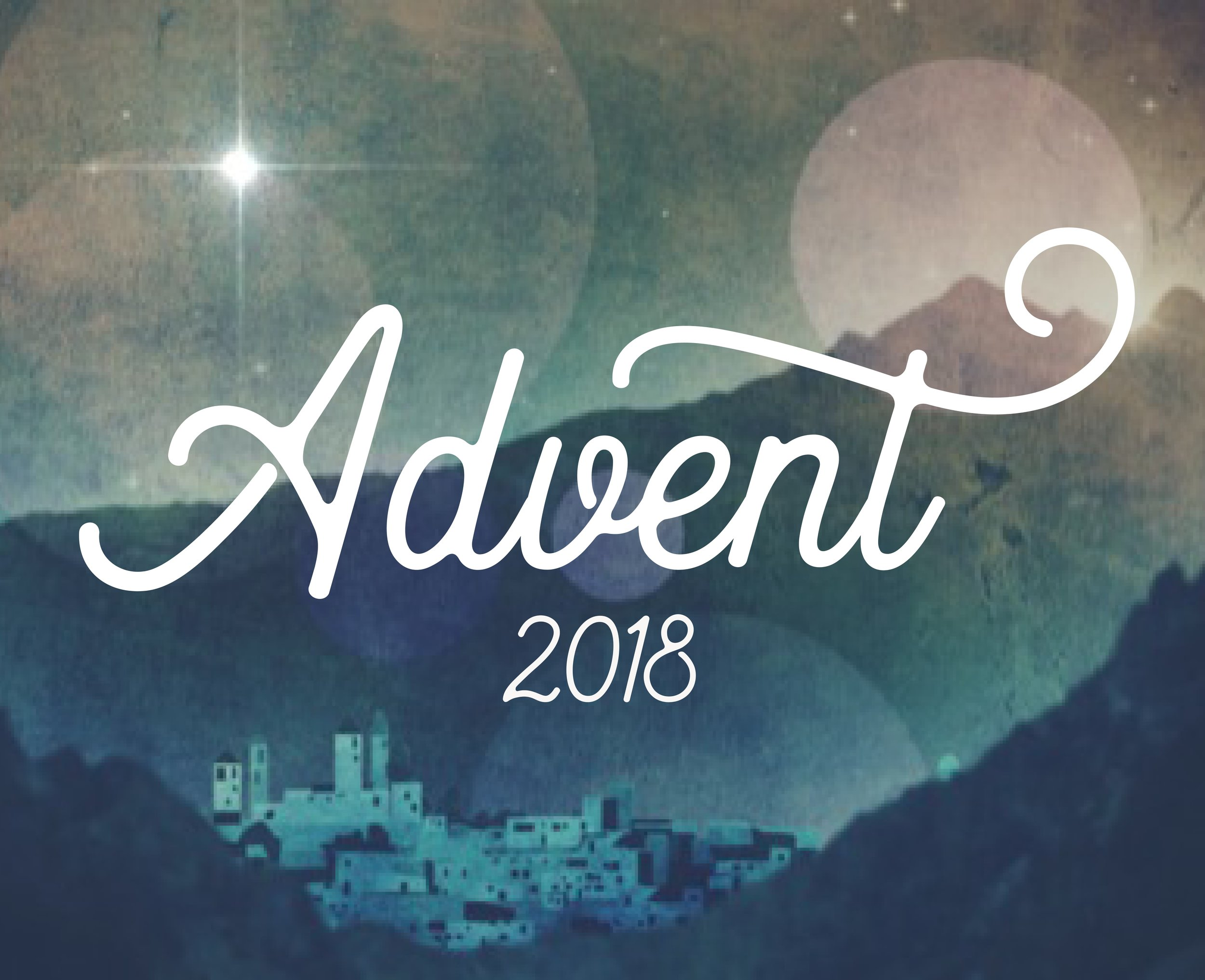 The word Advent means a coming into being or view, an arrival. In the Church, Advent is observed the four weeks leading up to Christmas Day, the day we celebrate the Incarnation, the birth of Jesus into this world. It is a season of preparation, of looking forward and of waiting for something greater; both for the yearly celebration of the event of Christ's birth, and for the time when Christ will come again.