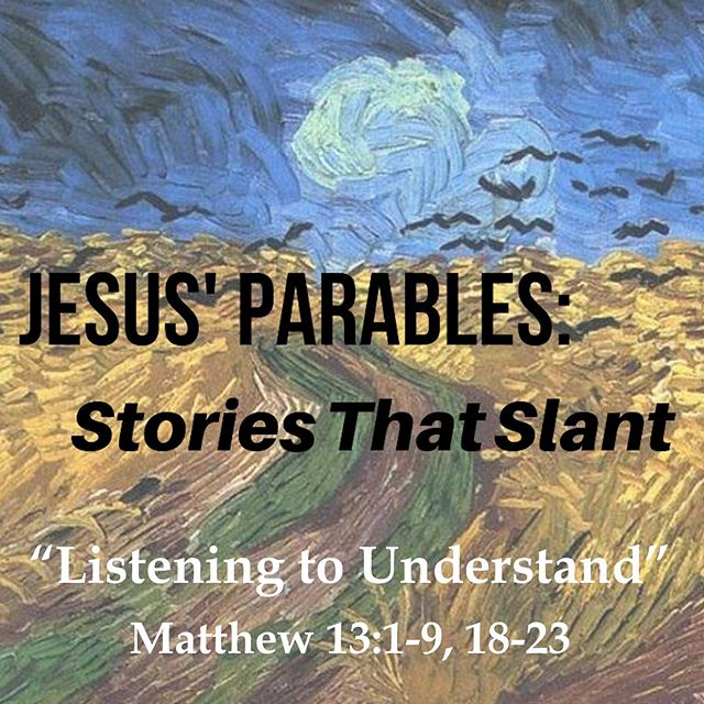 What does it look like to really listen to Jesus? Listen to Sunday's sermon: www.northcrosschurch.com/sermon-series.  #northcross