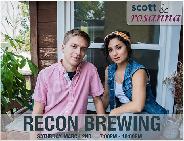 See yinz tonight! 🍻@reconbrewing