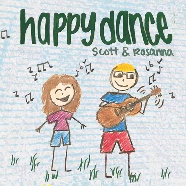 We are having such a great time recording our children's album, Happy Dance!! Set to release this summer! 🌻🌷