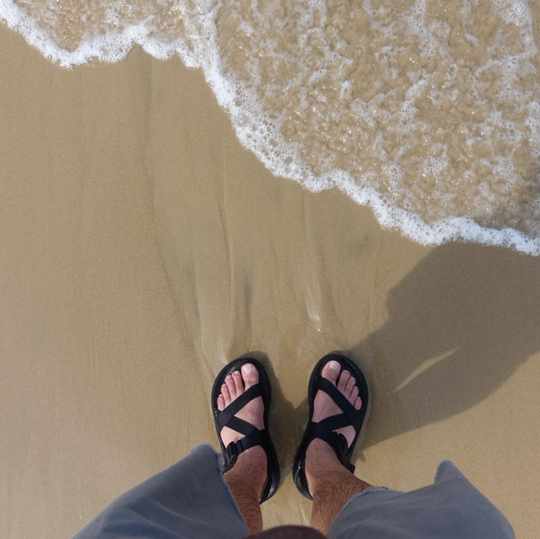 papaqueso_Getting my toes wet in the Mediterranean..jpg