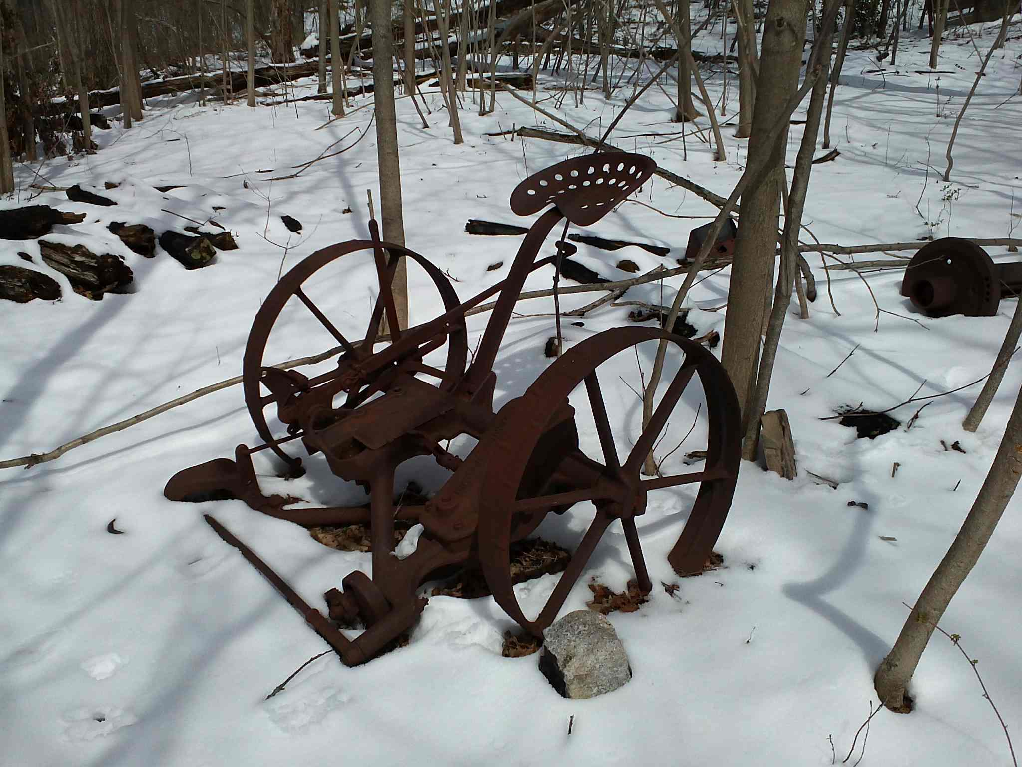 Estate Remains (Tractor)