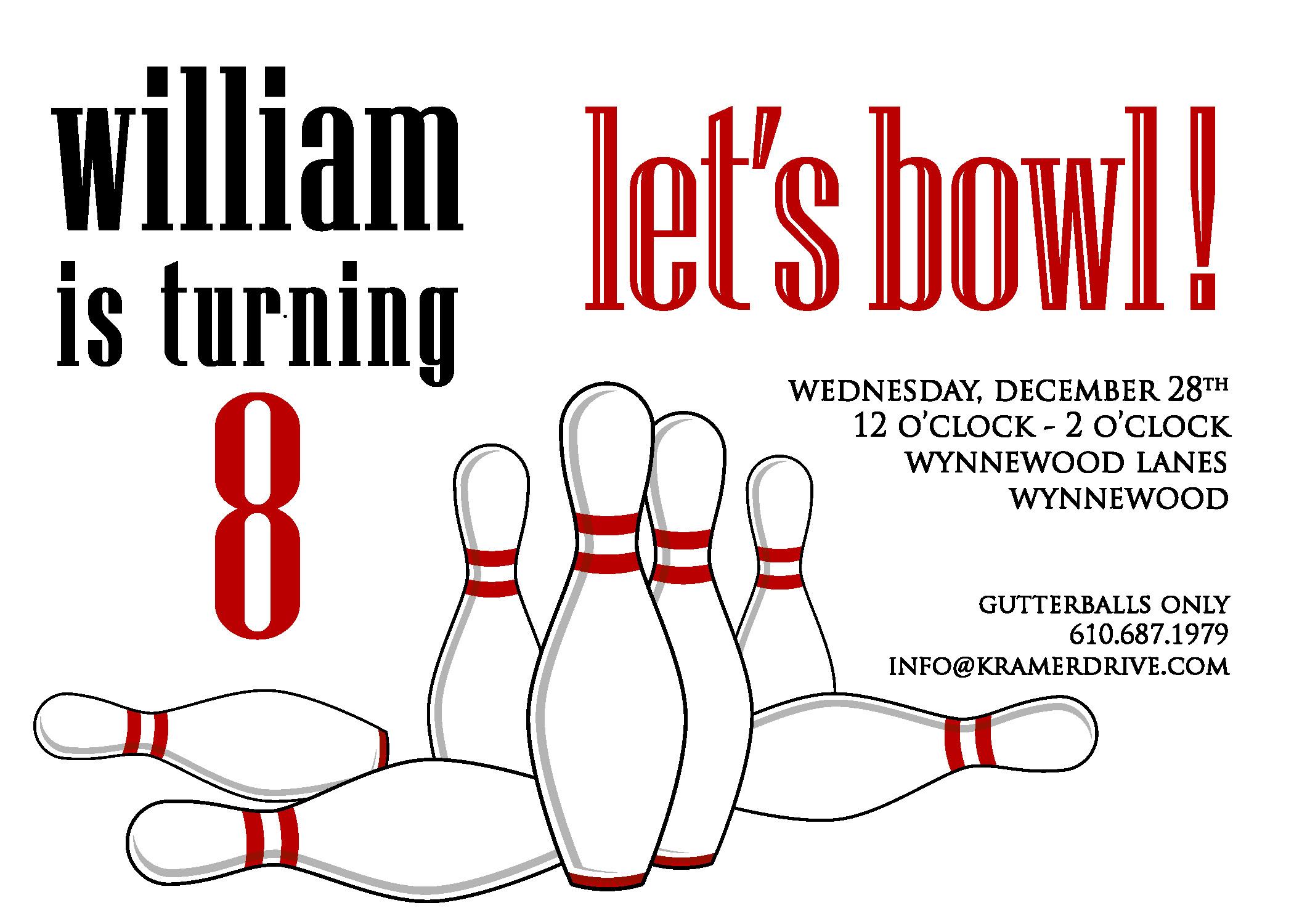 KD1030INRD Bowling