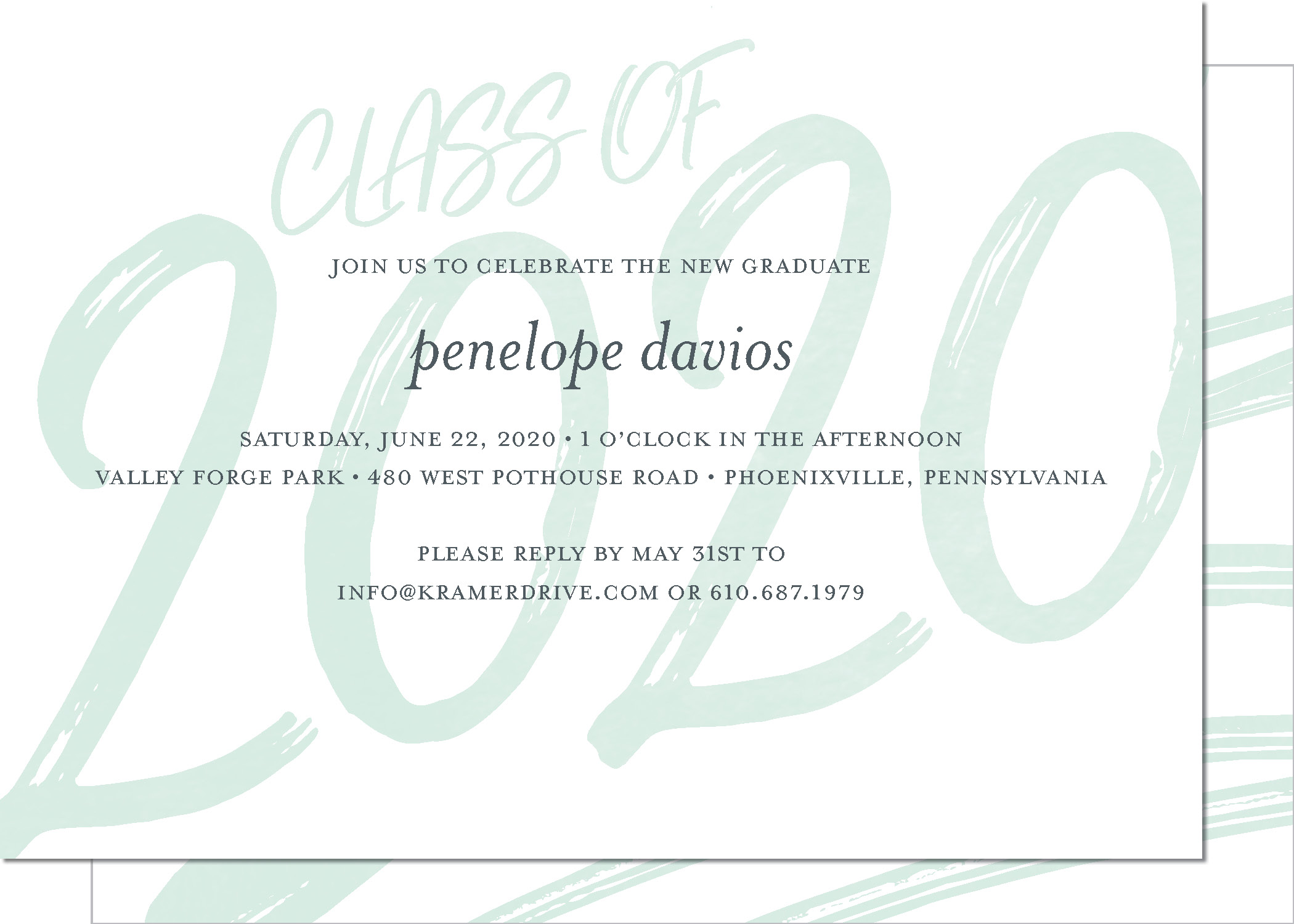 KD9120IN-PB Big Class Year