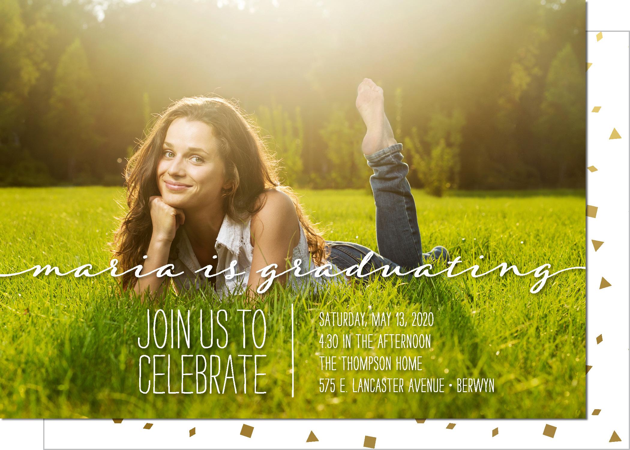 KD9133IN-PB Adorn Graduation