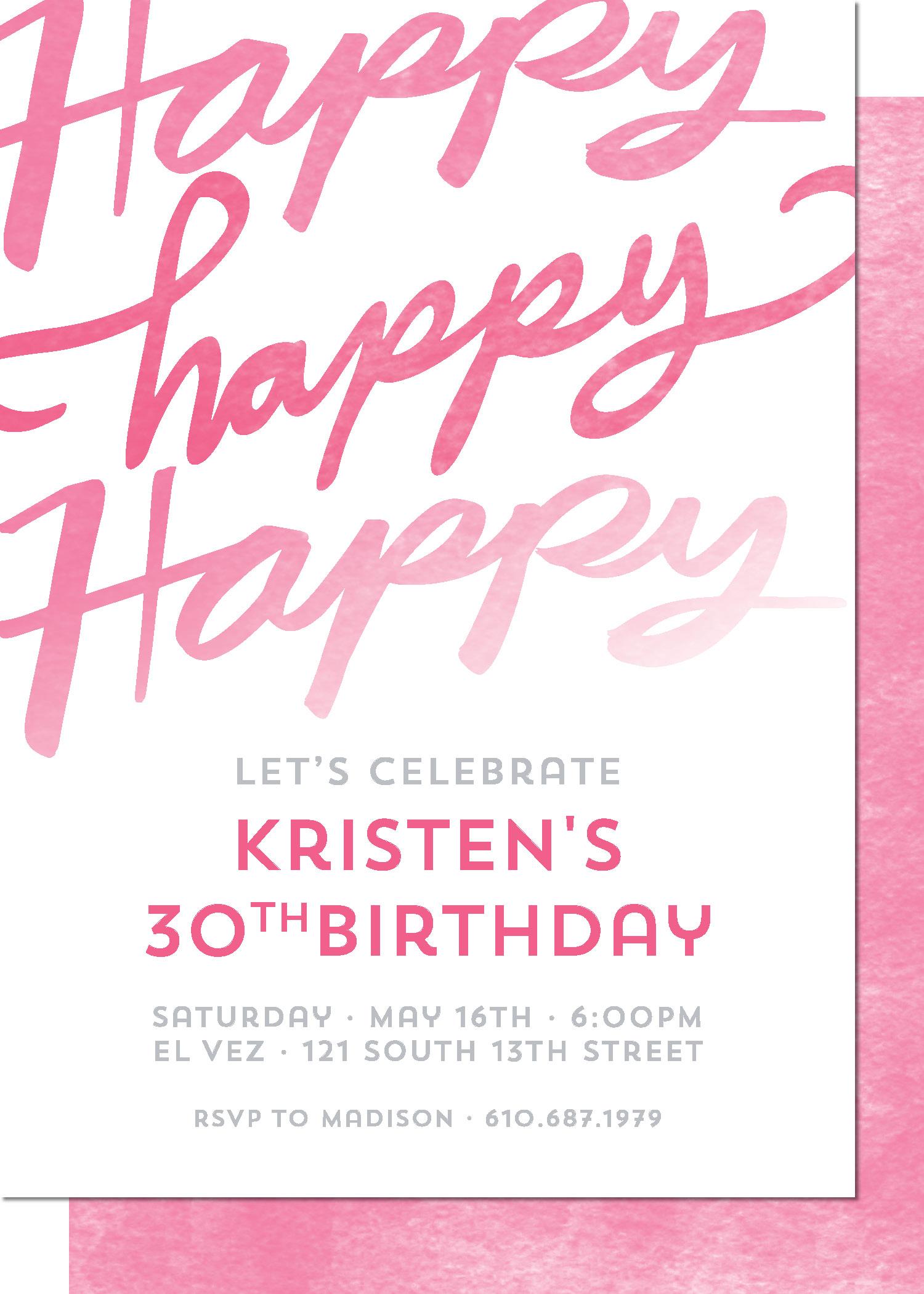 KD3108IN-PB Happy Day