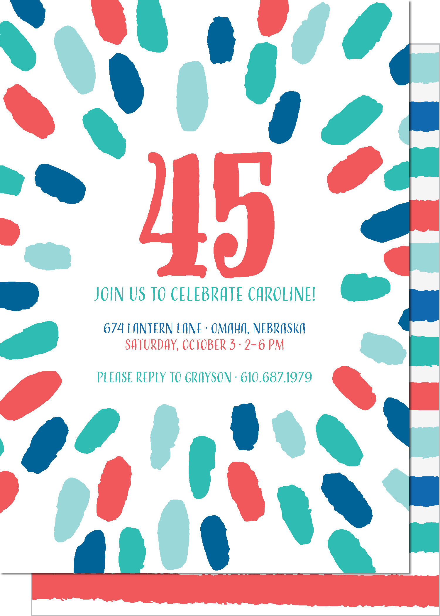 KD3112IN-PB Sunburst Birthday