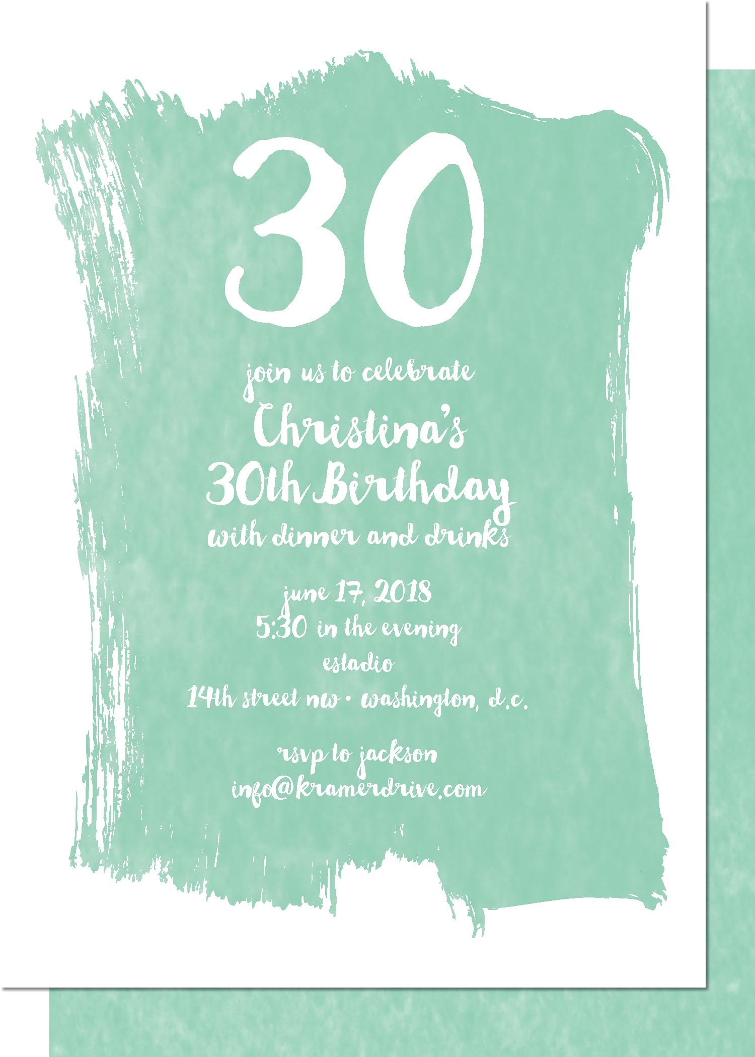 KD3114IN-PB Brush Birthday
