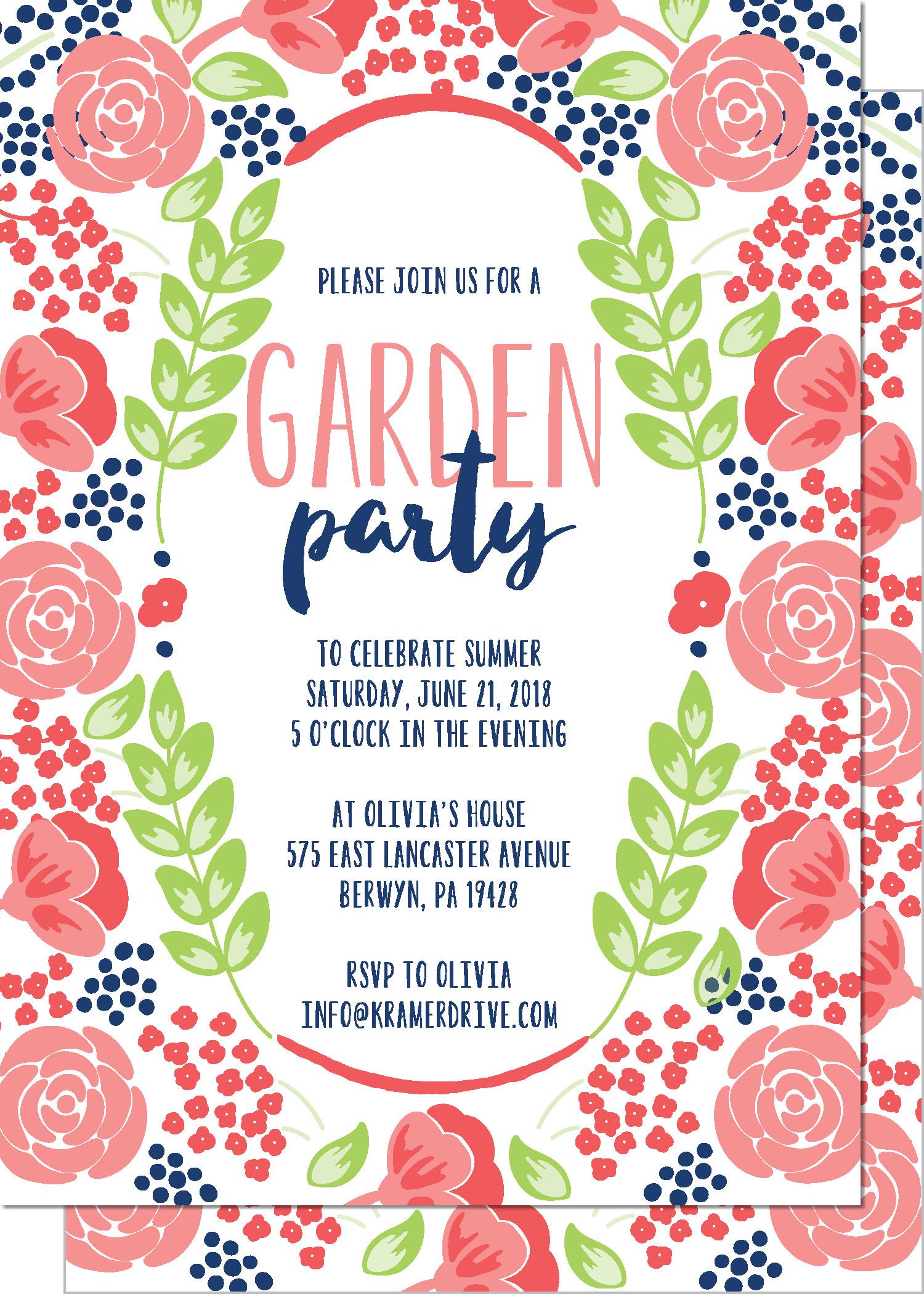 KD3153IN-PB Garden Party