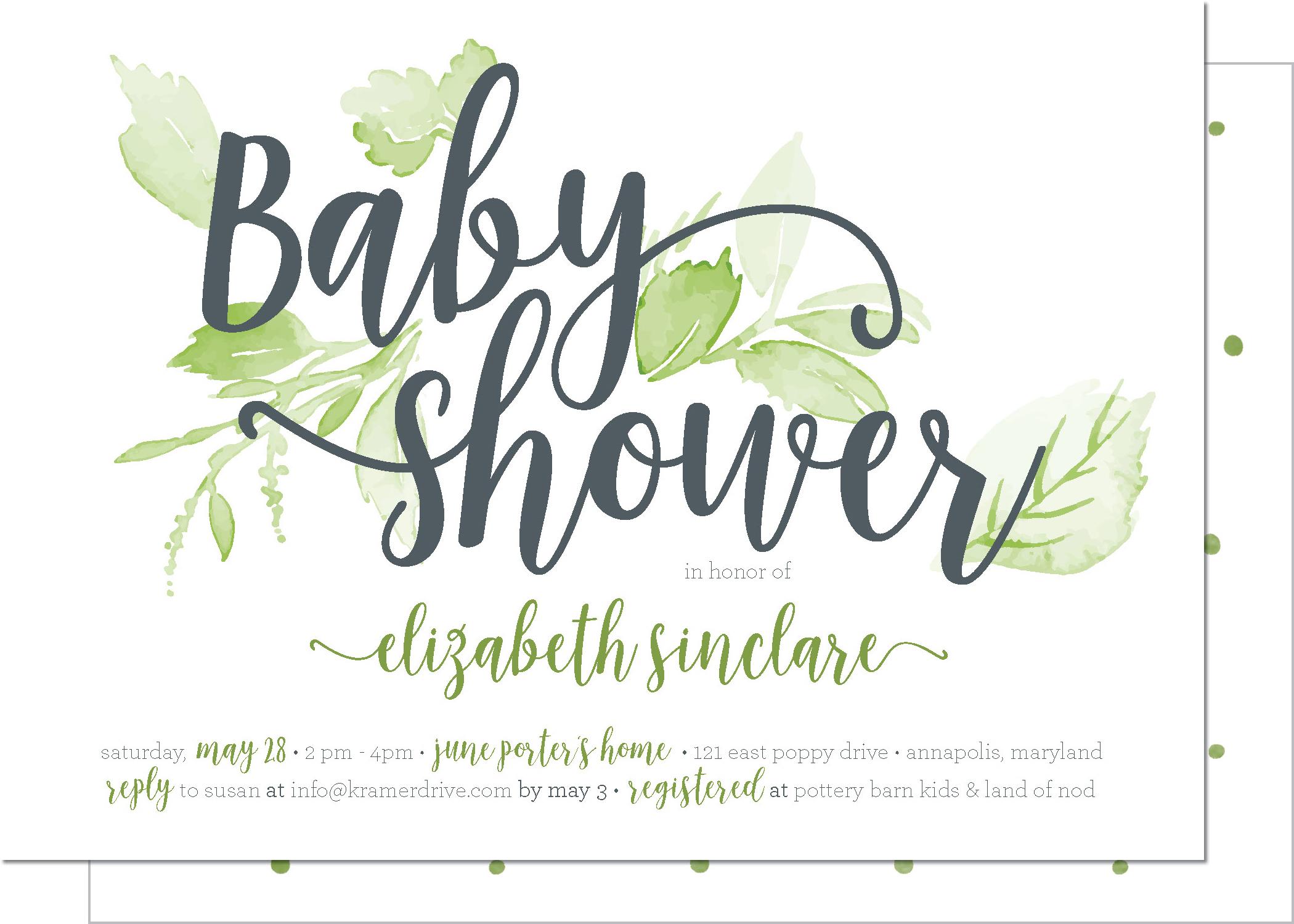 KD4110IN-PB Greens Shower