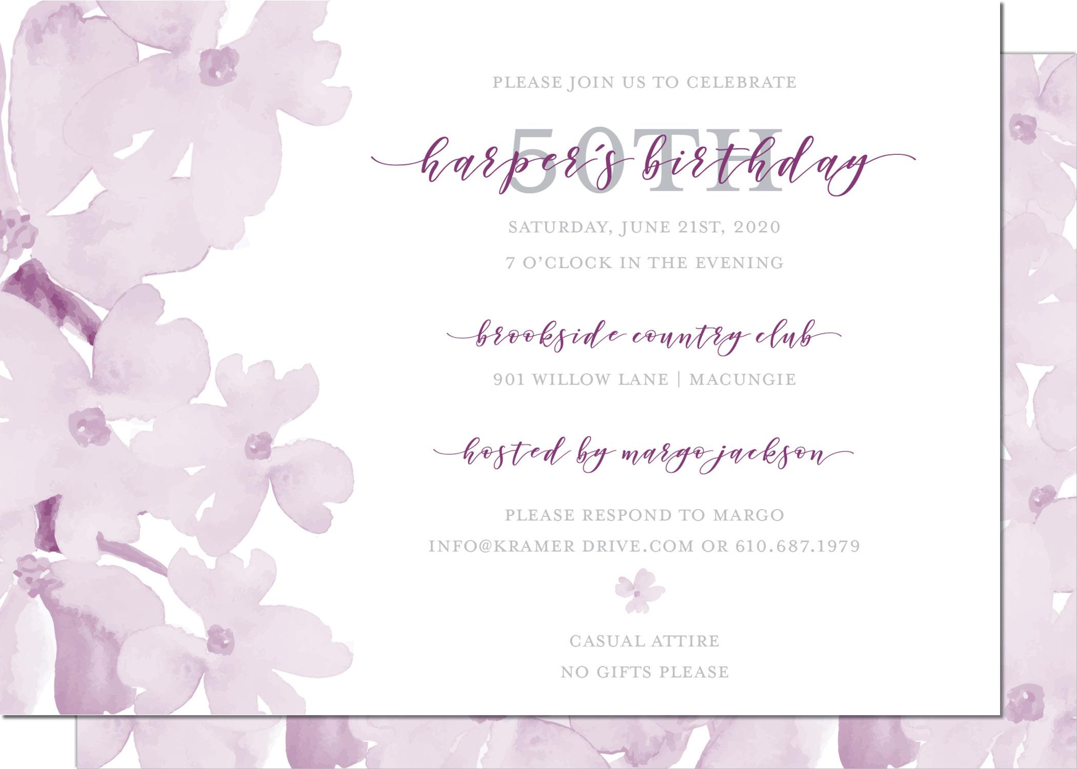 KD3155IN-PB Budding Birthday