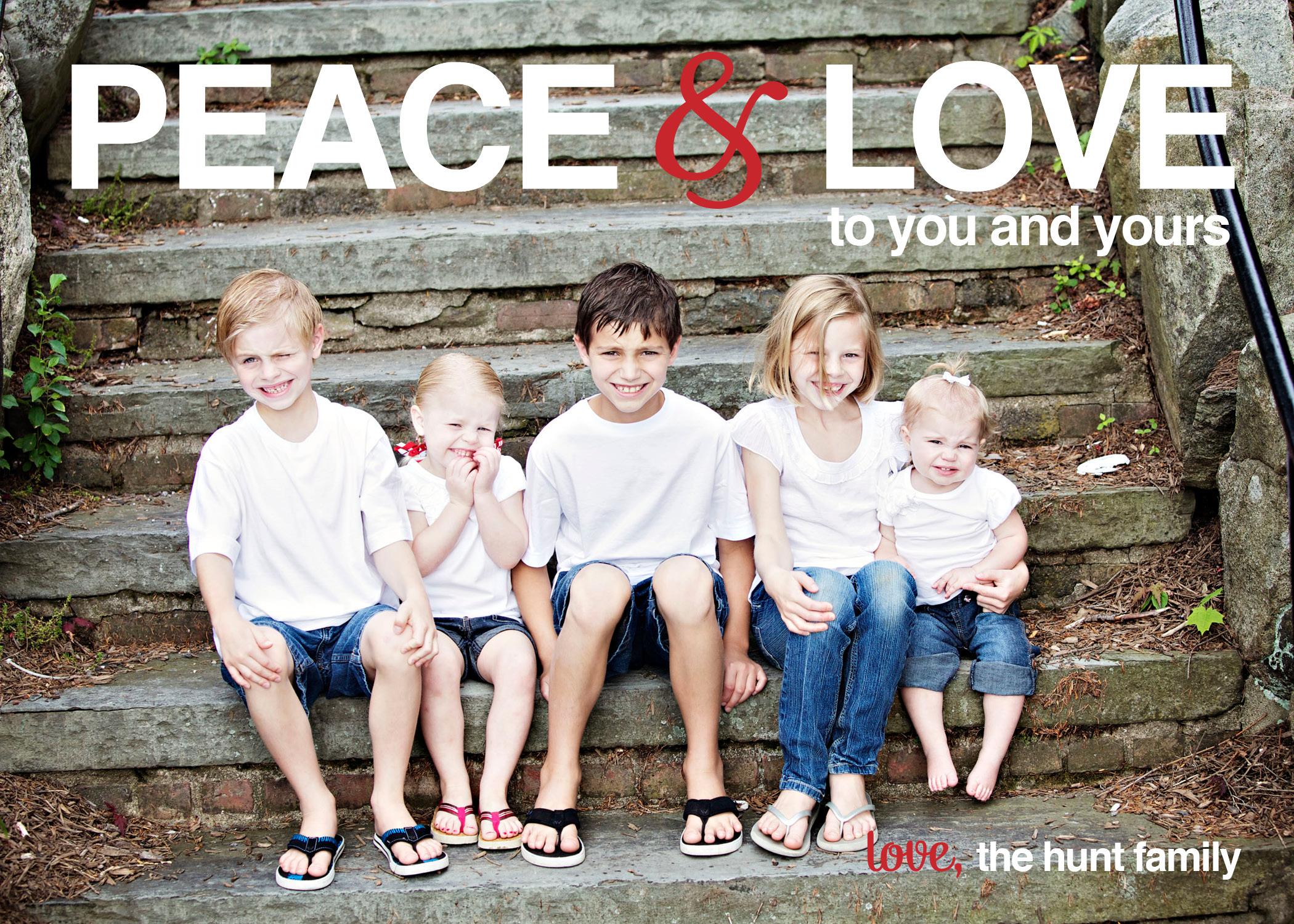 KD5121INSP Peace & Love
