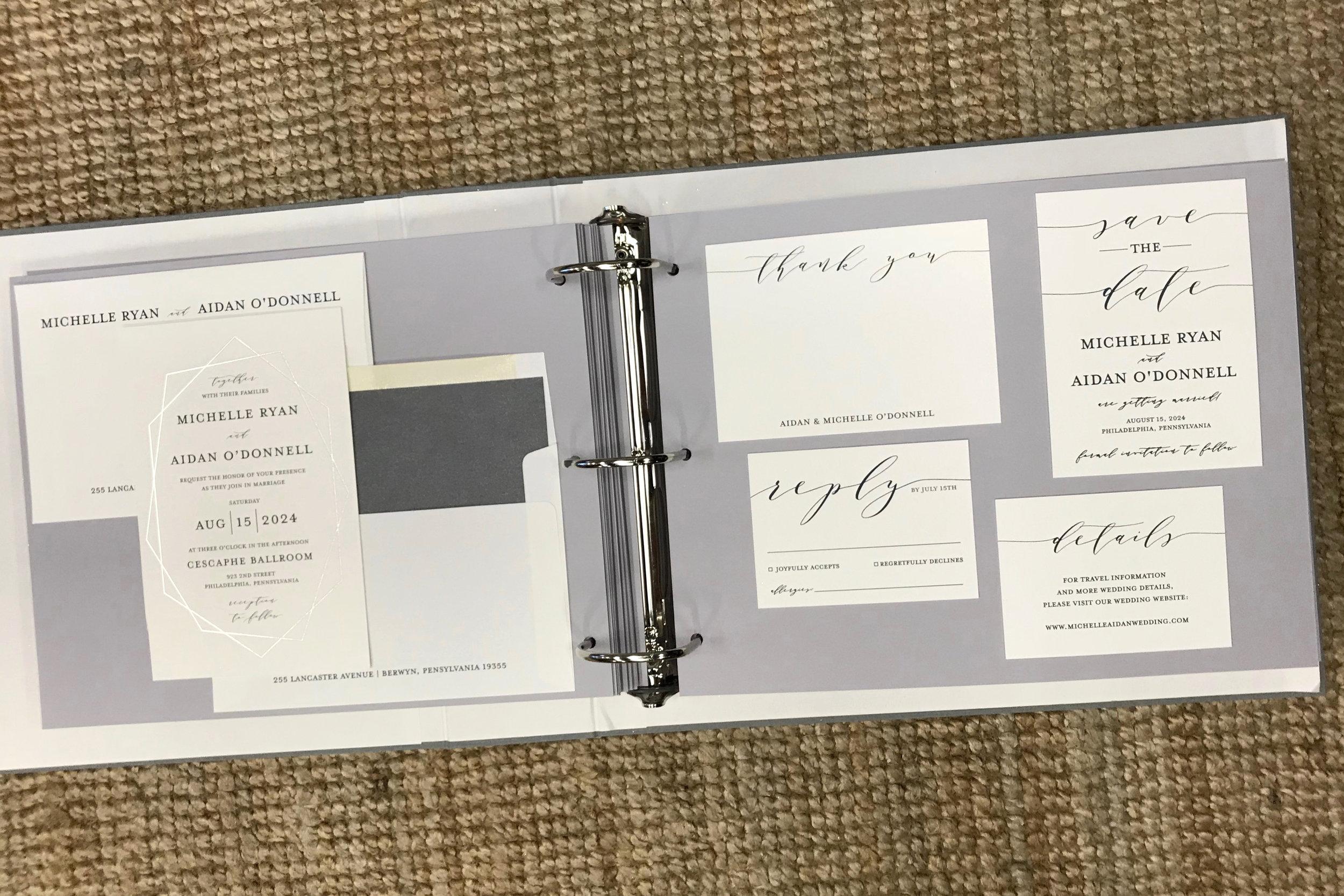 Signature Wedding Album Suite