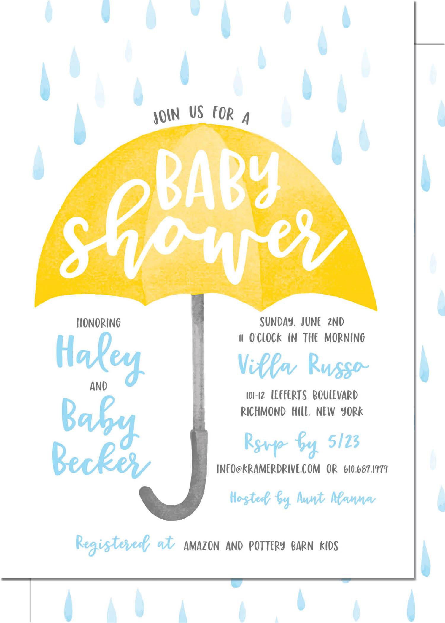 KD4155IN-PB Umbrella Shower