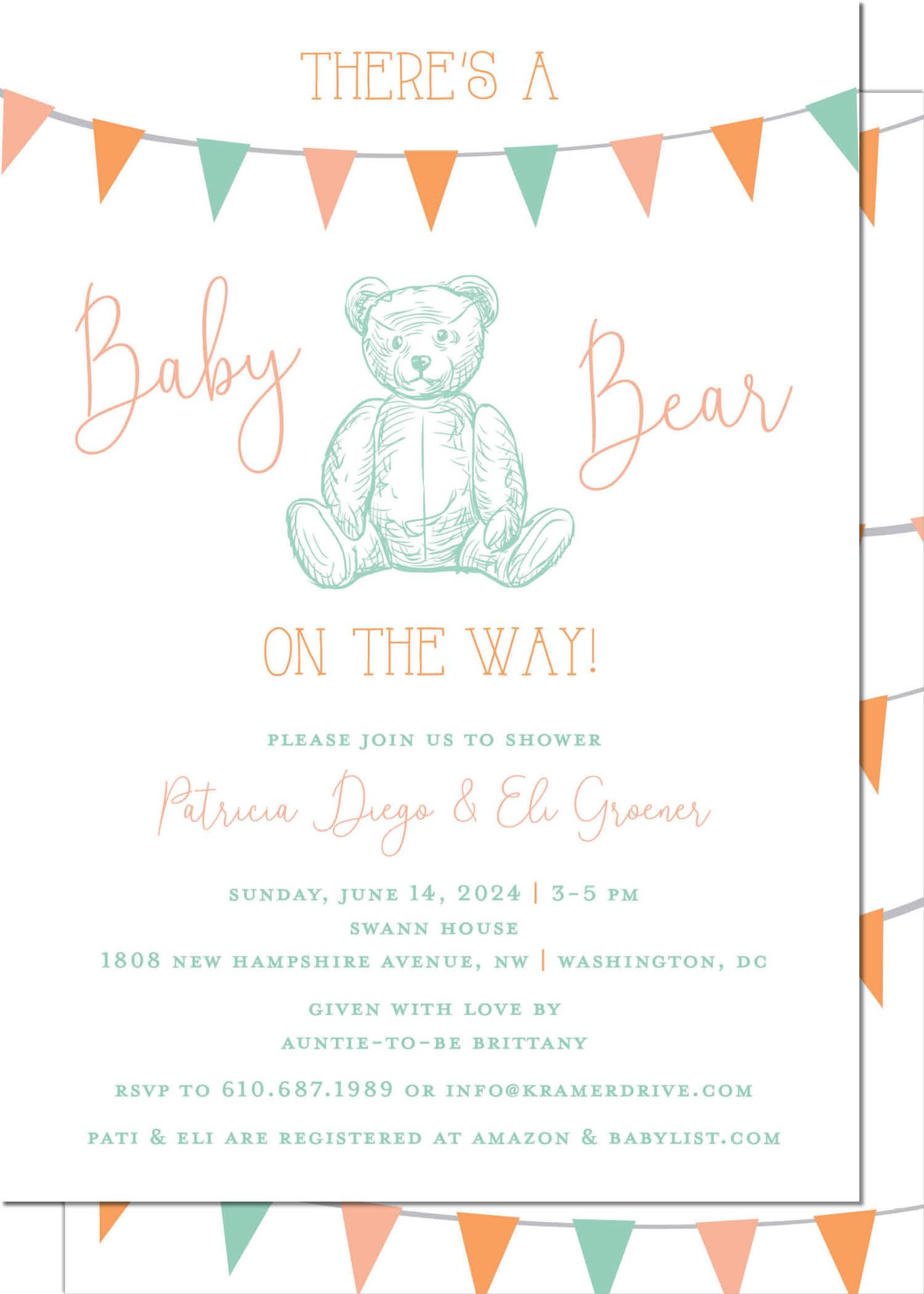 KD4163IN-PB Baby Bear