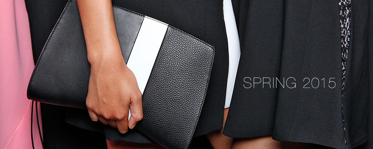 Narciso Rodriguez Spring 2015 collection.