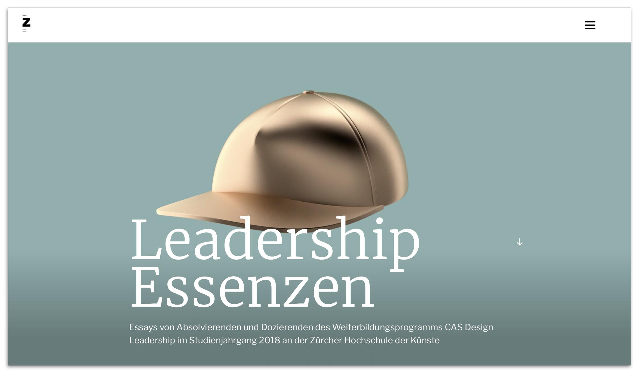 Wulf-Peter Kemper ist Keynote Speaker und Gastdozent an der Zürcher Hochschule der Künste. CAS Leadership im Studiengang 2018. Zum Gastbeitrag: http://essenzen.designleadership.zhdk.ch/leadership-braucht-typen/