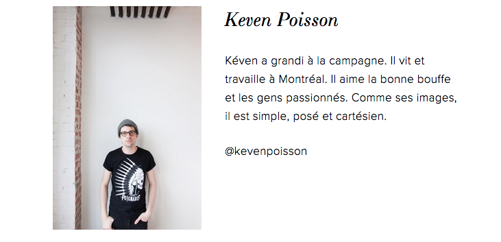 keven poisson-photographe culinaire-photographe montreal-montreal photographer-food photographer