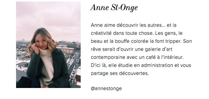 anne st onge, collaboratrices beauties-beauties-beauties blog-