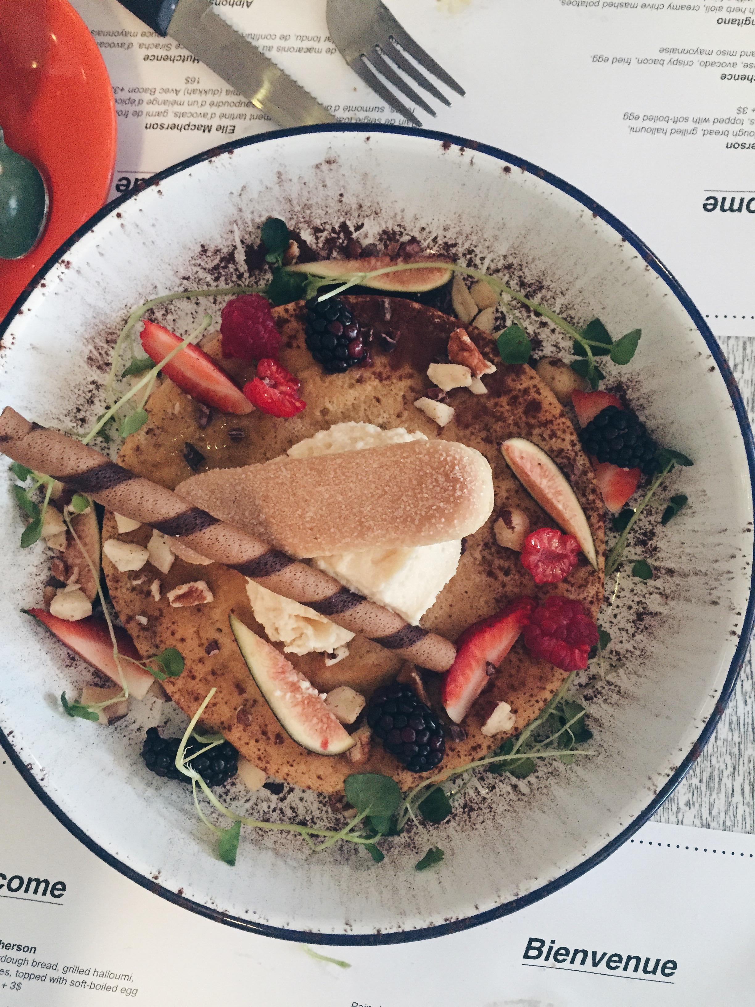 Melbourne Café. Crédit photo : Lucia Ortega