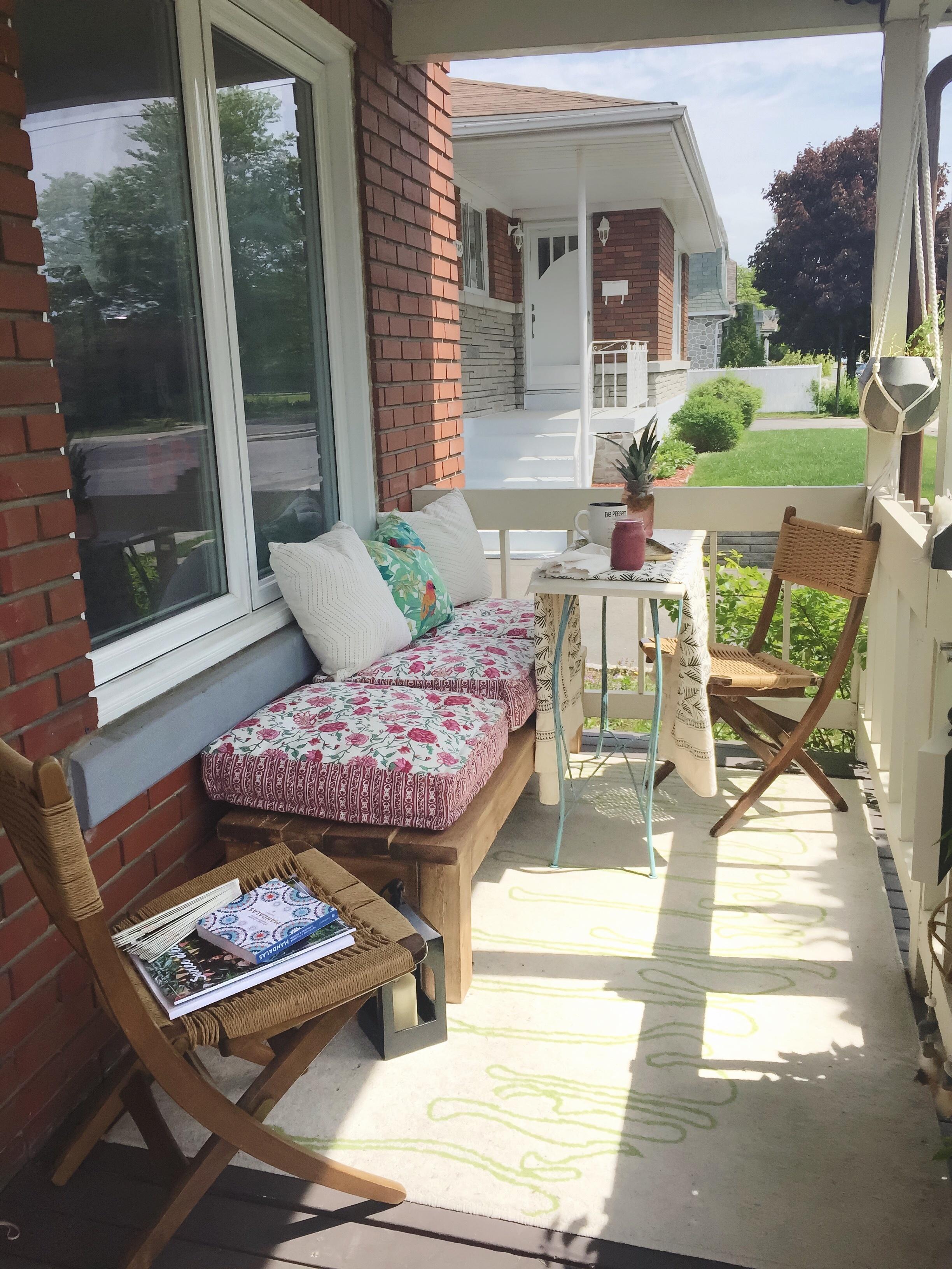 Deco Petite Terrasse Exterieur comment aménager son mini balcon avec un mini budget? — beauties