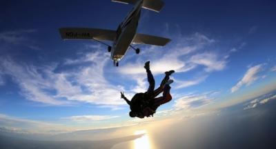 Crédit photo : http://skydivegeronimo.com.au/
