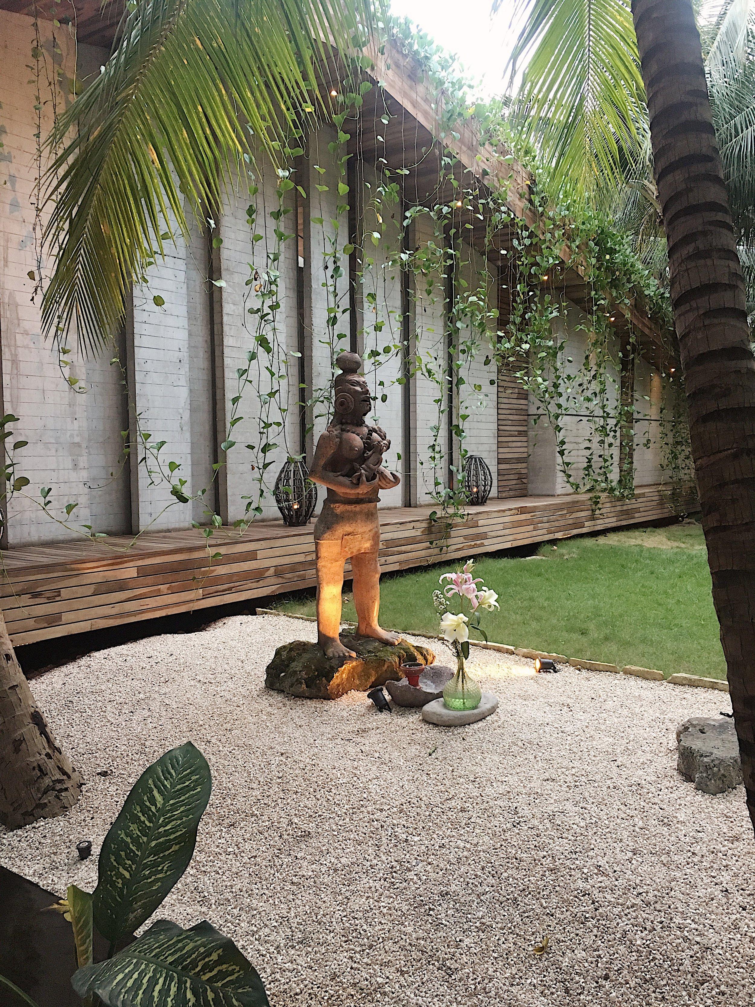 Yaan Wellness Spa Tulum