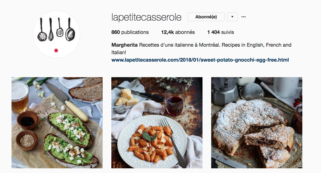 la petite casserole, food photography, instagram food